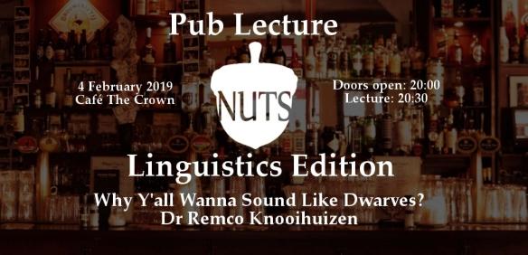 pub lecture header