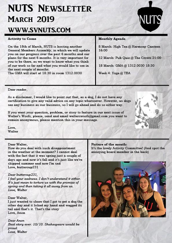 Newsletter March2