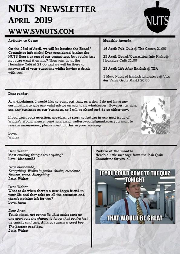 Newsletter April2
